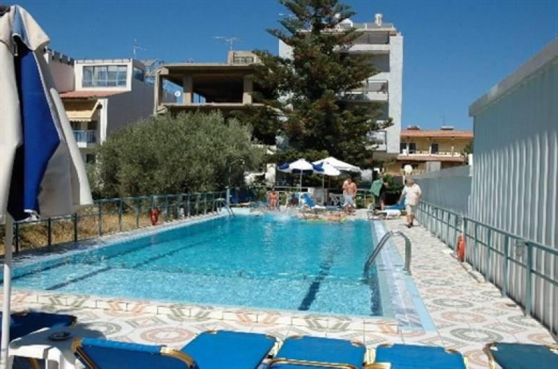 Appartementen Nontas - Chersonissos - Heraklion Kreta